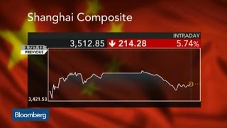 China Is a Bigger Market Factor Than Greece: Hewson