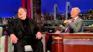 John Goodman David Letterman 2013 11 27 720p