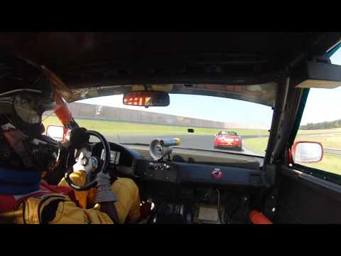 KEMAL RAHMAN dominating at New Jersey Motorsports Park in the JDM Engine World CRX