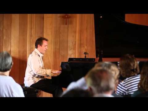 Footprints by Geoffrey Keezer solo jazz piano