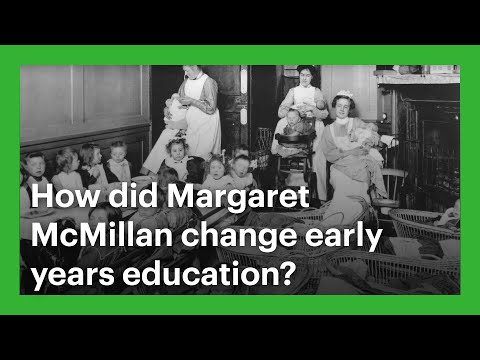 Goldsmiths Research Questions: How did Margaret McMillan change early years education?
