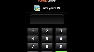 كيفية اختراق وفتح رقم سري برنامج keep safe بدون برنامج