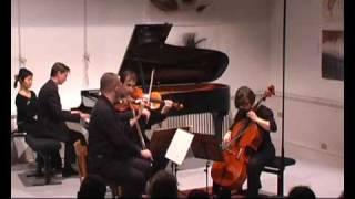 Brahms Piano Quartet opus 60 Andante