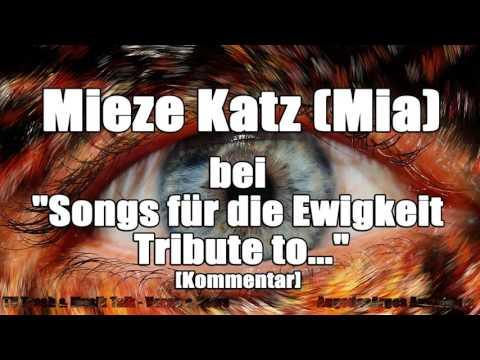 Mieze Katz (Mia) bei