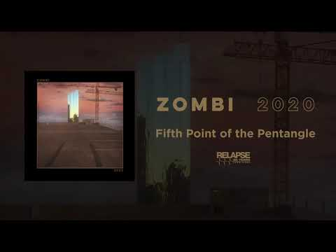 ZOMBI - Fifth Point of the Pentangle (Official Audio)