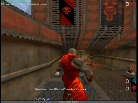 Finland vs Sweden - Quake 2 LMCTF Match #1
