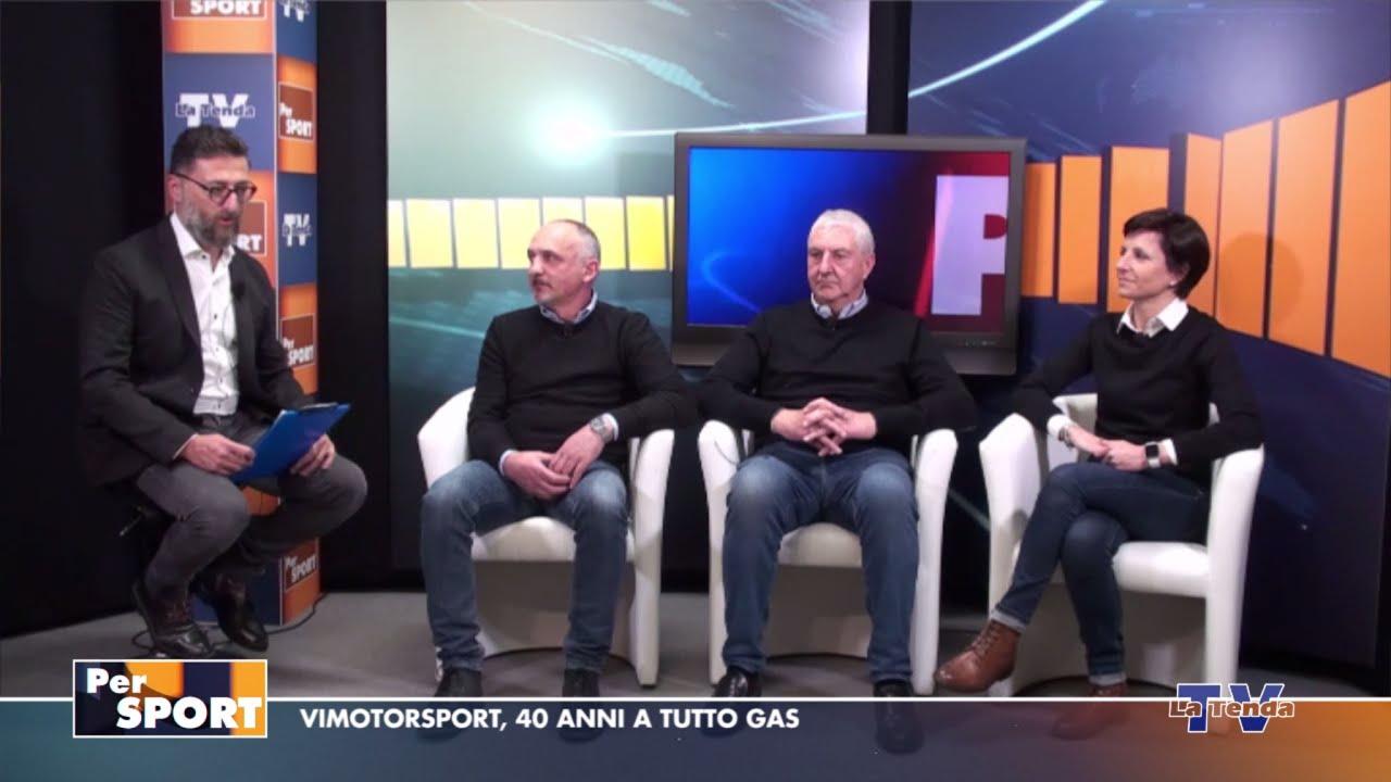 Per Sport - Vimotorsport, 40 anni a tutto gas
