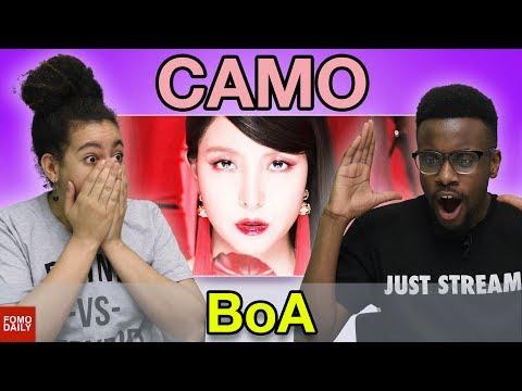 """BoA """"CAMO"""" • Fomo Daily Reacts"""