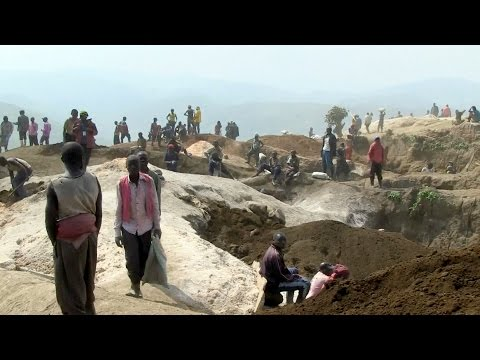 Conflict And Coltan In Eastern Congo