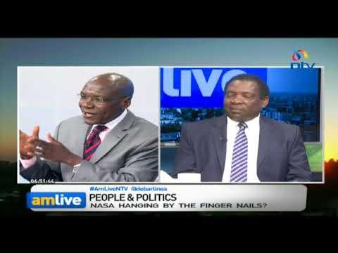 Jubilee, Nasa leaders debate on the real deal behind the Uhuru-Raila truce