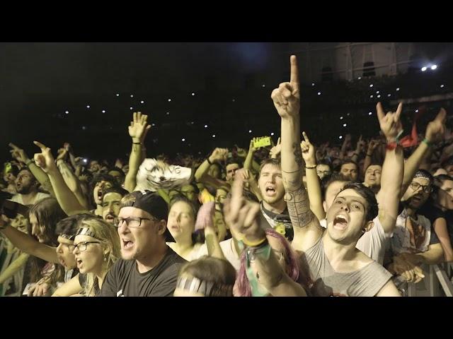 Green Day - Revolution Radio Tour - South America