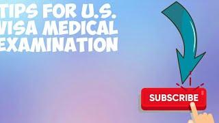 Tips/Preparation for Medical Exam in St.Luke's Medical Center Extension Clinic( US Visa)