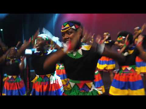 The Greatest Showman By Ndlovu Youth Choir