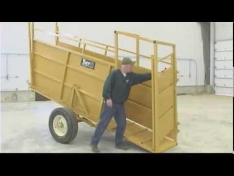 Tuff Equipment Loading Chute