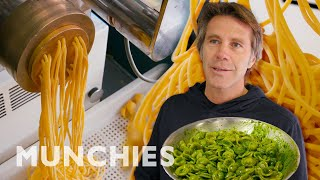 The Actual Pasta Prince of LA - Street Food Icons