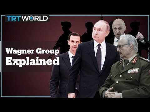 The Wagner Group: Russia's Blackwater