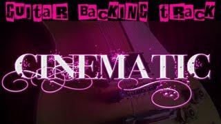 Cinematic Ambient Backing Track (Dm/Ab) | 62,5 bpm - MegaBackingTracks