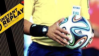 Instant Replay: The new offside rule explained
