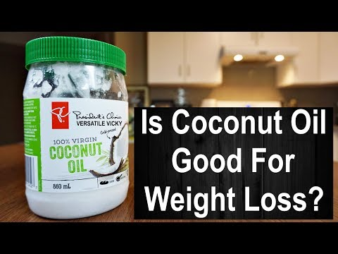 Is Coconut Oil Healthy? | Oil For Weight Loss | Is Coconut Oil Good
