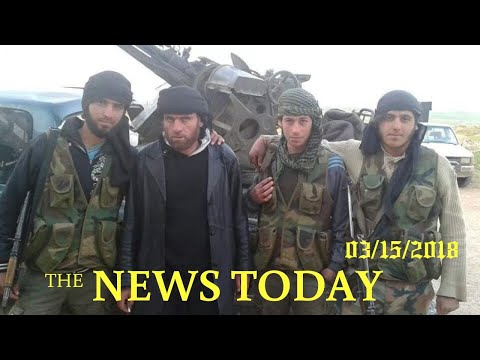 The Lives Of Three Men Show Why Syria's Rebels Are Losing | News Today | 03/15/2018 | Donald ...