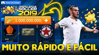 Como Ter Dinheiro Infinito no Dream League Soccer 2019!