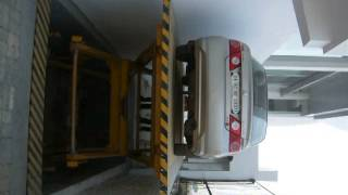 Servo Tech India Scissor Car Lift