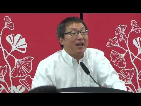 """Dr. Yong Cai on """"China"""