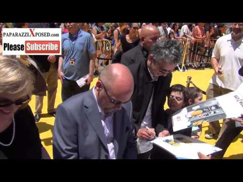 Pierre Coffin and Chris Renaud at the Despicable Me 2 Premiere at Universal Citywalk Mp3