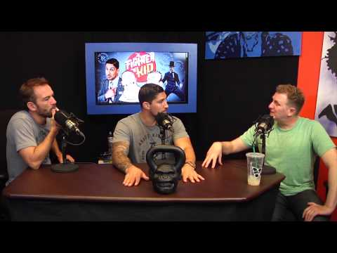 Michael Rapaport joins The Fighter and The Kid