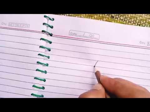 Capital B cursive writing - YouTube