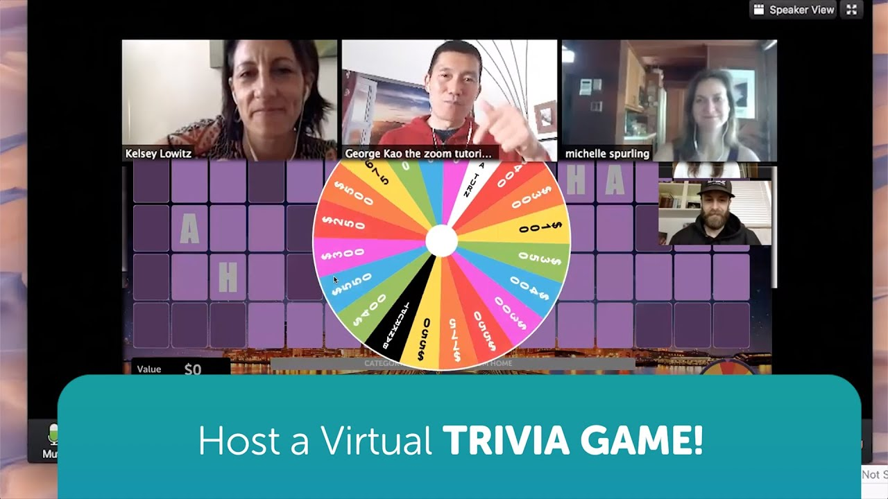 Using Zoom / Skype to host Virtual Trivia Games – GoToMeeting, Join.me, WebEx, Google Hangouts, Chat