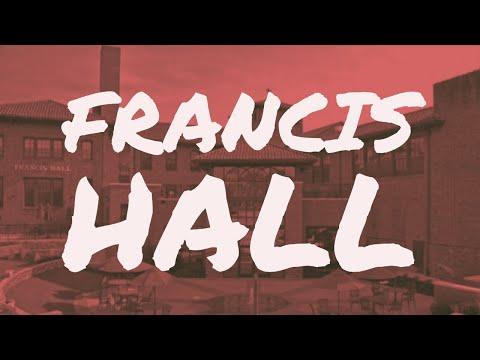 Francis Hall Tour - Alvernia University