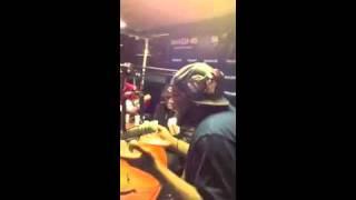 mistah fab freestyle on showoff radio / shade 45