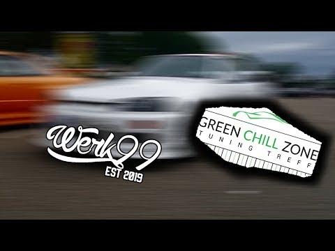 Green Chill Zone 2019  Werk99  Car Porn