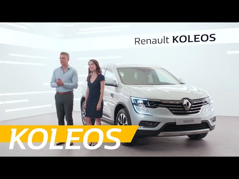 Renault KOLEOS - Showroom Digital