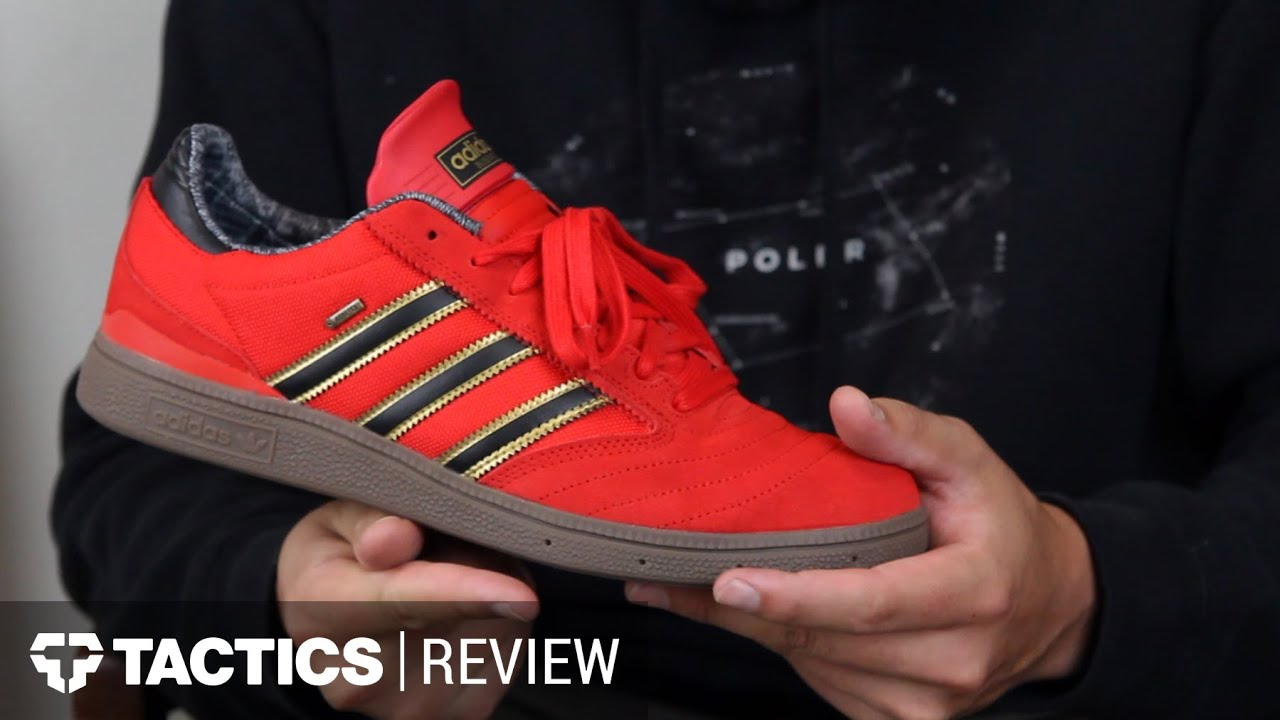 buy online 32219 d1f71 Adidas Busenitz Pro Gore-Tex Skate Shoes Review - Tactics.com
