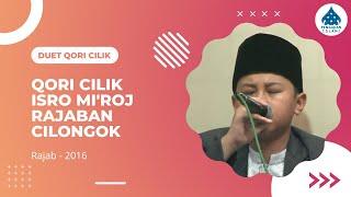 Duet Qori Cilik M. Teddy & M. Sultan  - Peringatan Isra & Mi'raj 2016