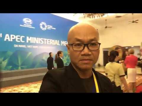 Hội nghị liên kết bộ trưởng ngoại giao - kinh tế APEC - AMM