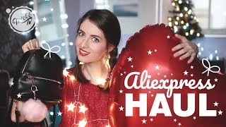 Aliexpress Haul & Christmas Gift Ideas (SK+ENG sub)