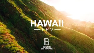 Cinematic FPV - HAWAII
