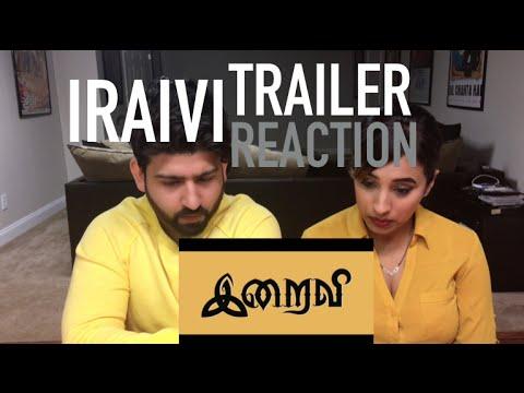 Iraivi Trailer Reaction | SJ Surya, Vijay Sethupathi, Simha | By Rajdeep