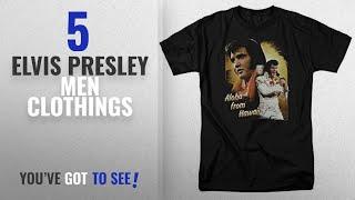 Top 10 Elvis Presley Men Clothings [ Winter 2018 ]: Elvis Presley - Aloha from Hawaii - Adult