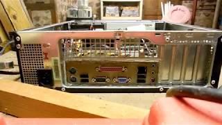 The 2002 Celeron Computer