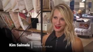 Designer Kim Salmela At Norwalk Furniture