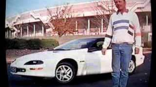 1994 Camaro promotional video