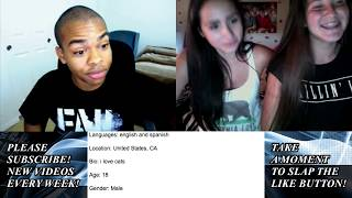 MEETING A PROM QUEEN on Chatroulette