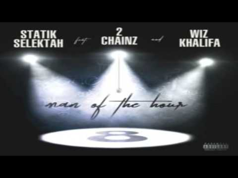 Statik Selektah - Man Of The Hour Feat. 2 Chainz & Wiz Khalifa [New Song]