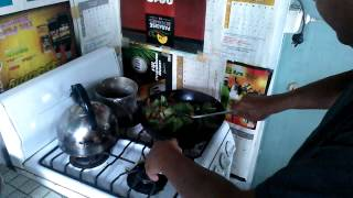 How To Make Chopsuey In Fiji W/william Fong