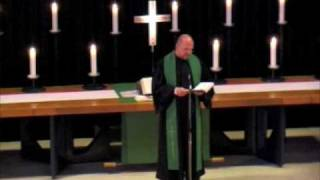 Charlottenburg: Mittagsandacht in der evangelischen Kaiser-Wilhelm-Gedächtniskirche am 1.9.2009
