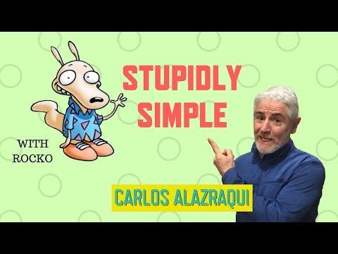 Carlos Alazraqui: Stupidly Simple - Rocko